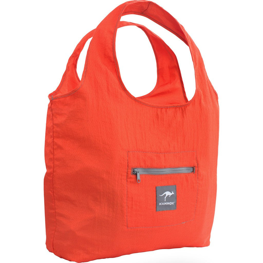 Kammok Packable Tote Bag | Roo Red