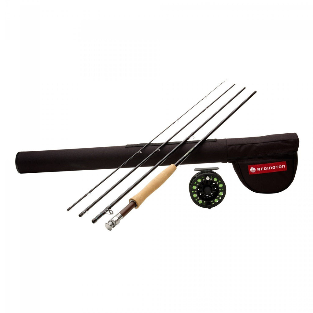 Redington 4-Piece Fishing Rod Set | Path 480 Combo 5-5015K-480-4