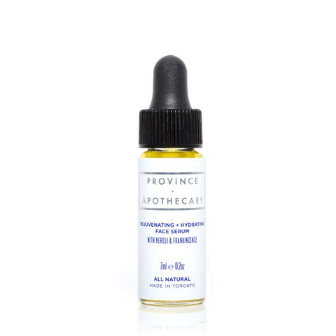 Province Apothecary Rejuvenating + Hydrating Face Serum | 7 ml