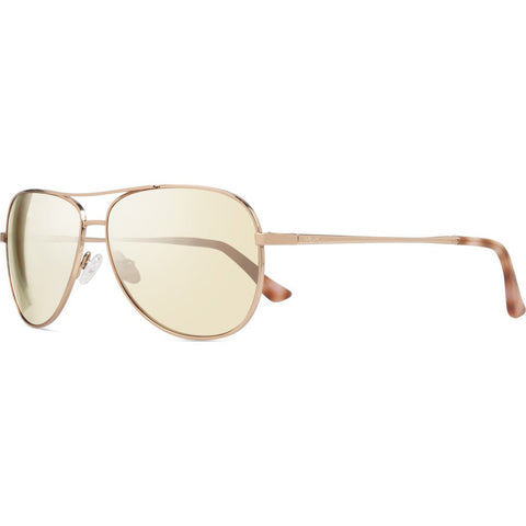 Revo Eyewear Relay Rose Gold Sunglasses | Champagne RE 1014 14 CH