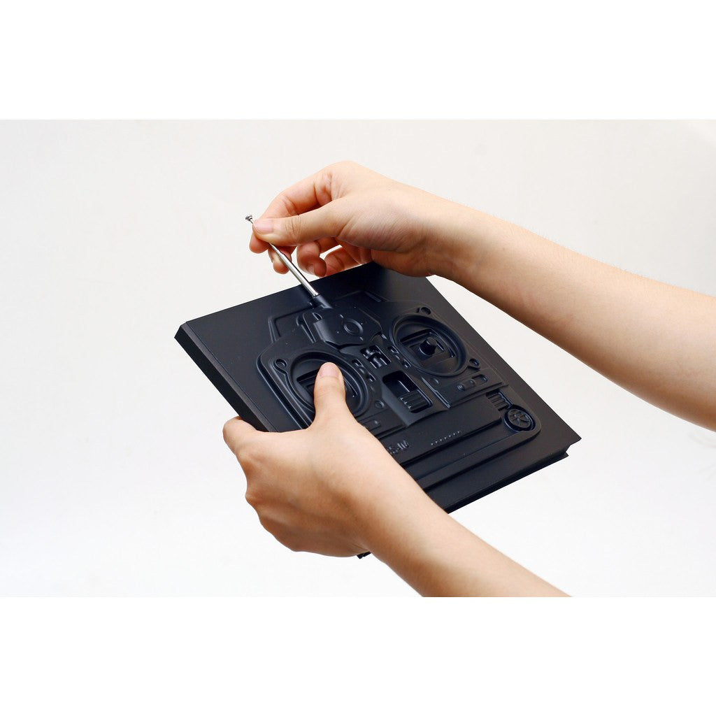 Afterain Black Notebook | Remote Control SM008-RC