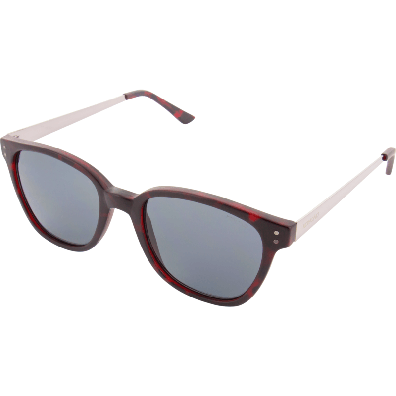 Komono Renee Metal Series Sunglasses | Tortoise/Silver