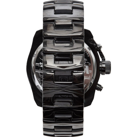 Vestal Restrictor Watch | Black/Silver/Polished RES016