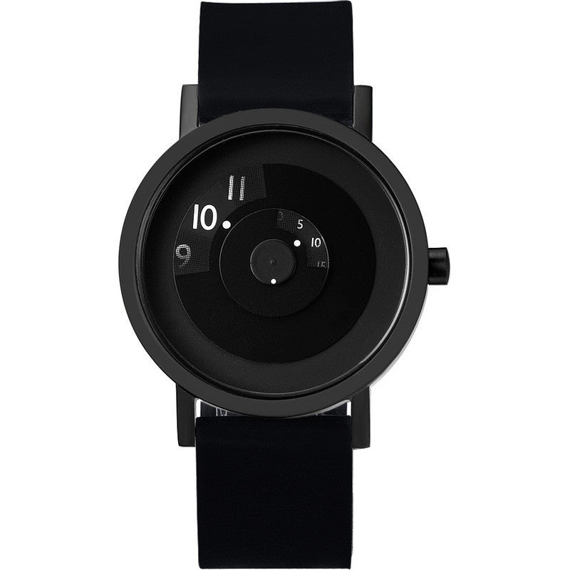 Projects Watches Daniel Will-Harris 40mm Reveal Watch | Black Silicone