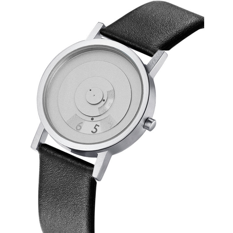 Projects Watches Daniel Will-Harris 40mm Reveal Watch | Steel Leather