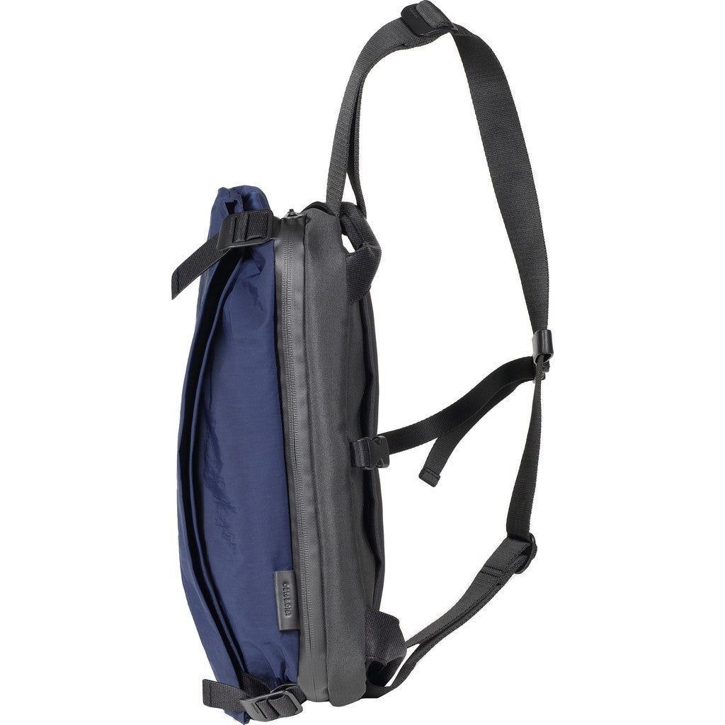 Cote&Ciel Riss Memory Tech Sling Bag | Midnight Blue 28416