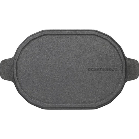 Skeppshult Järn Roasting Pan with Lid