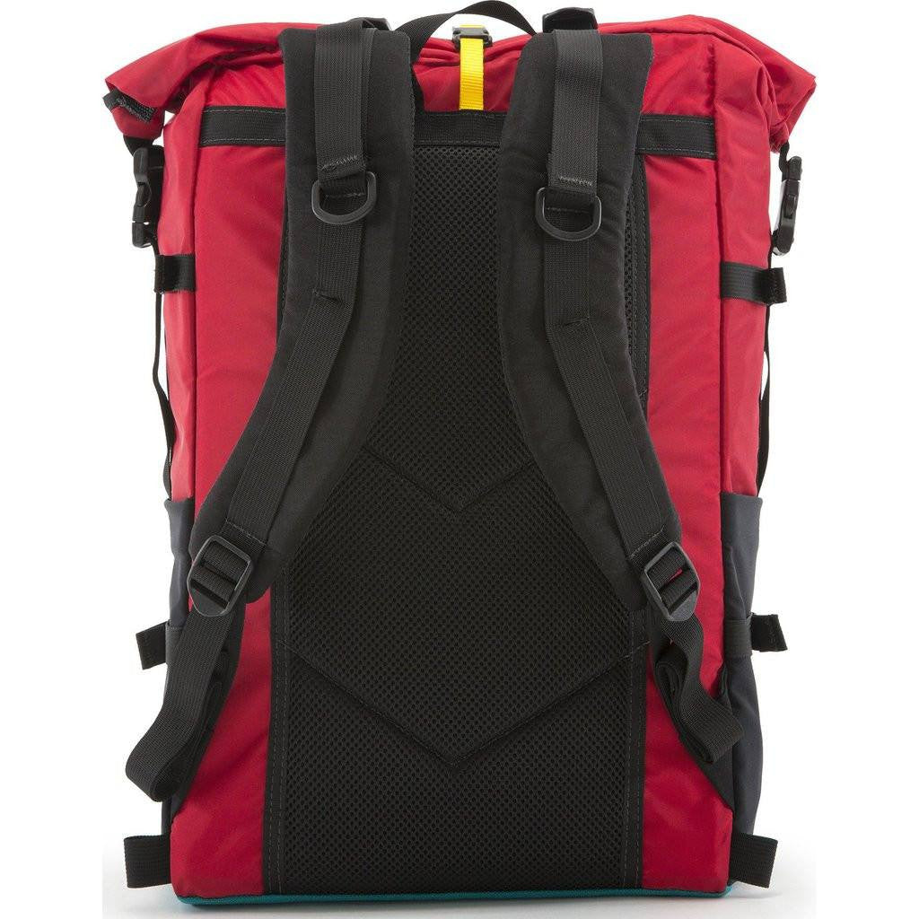 Topo Designs Mountain Roll Top Backpack