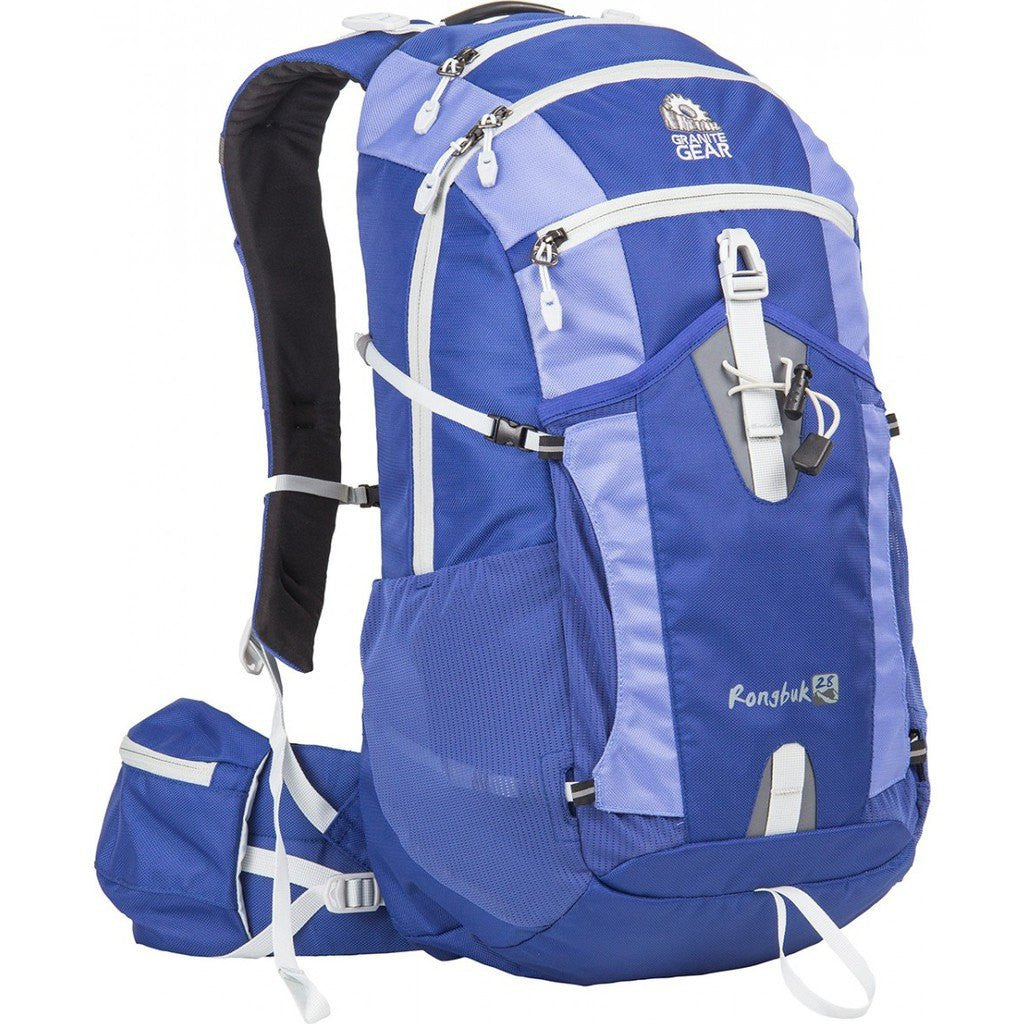 Granite Gear Rongbuk 28 Technical Day Pack | Biscayne Blue/Purblu/Chromium 616200-5002