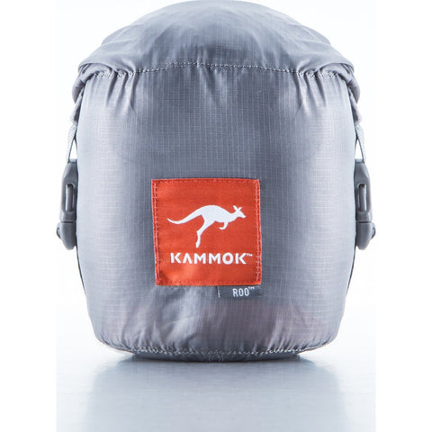 Kammok Roo Outdoor Hammock | Roo Red/Stone Gray