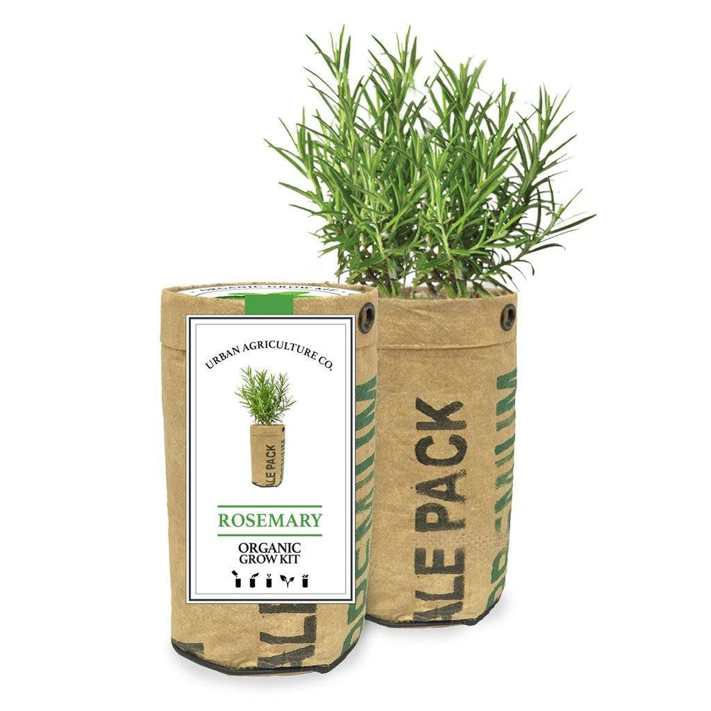 Urban Agriculture Hanging Garden Grow Kit | Rosemary 40208 ...