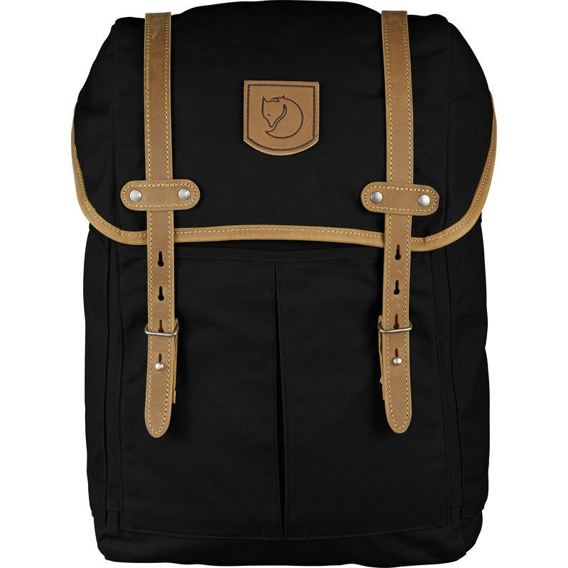 Copy of Fjällräven Rucksack No. 21 Medium Backpack | Black 24205-550