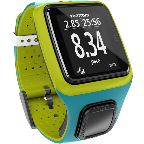 TomTom Runner GPS Watch Ltd. Turquoise/Green | 1RR000109