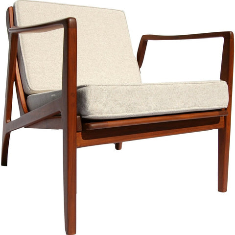Bowery & Grand BG1122 Rustic Sand Chair | Zoe