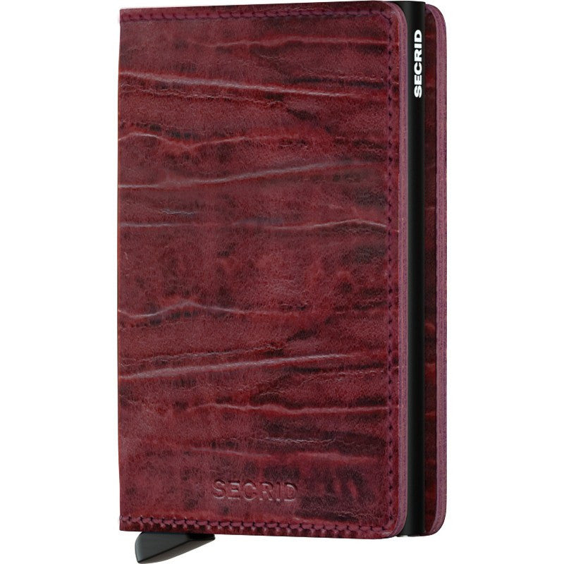 Secrid Slim Wallet Dutch Martin | Bordeaux SDM-Bordeaux