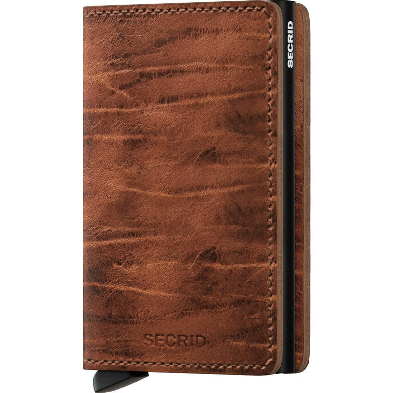 Secrid Slim Wallet Dutch Martin | Whiskey SDM-whiskey