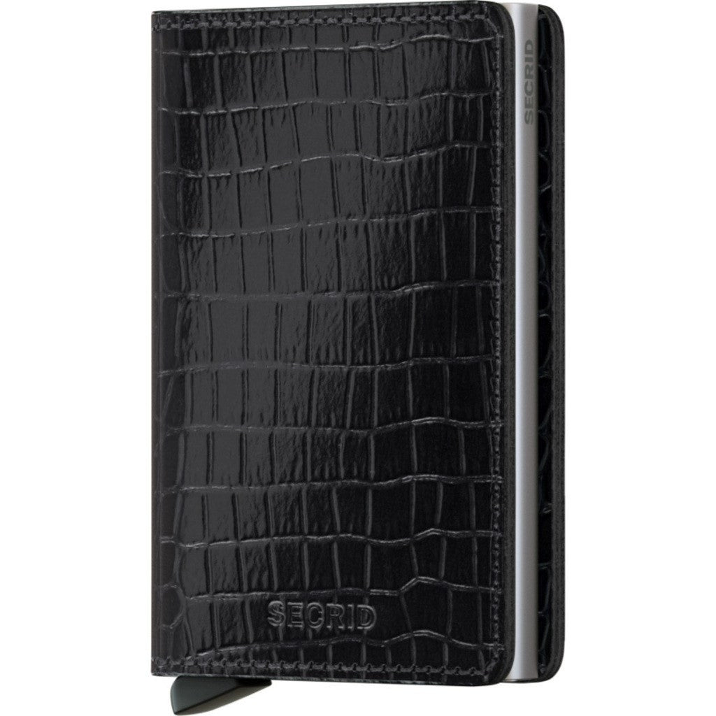 Secrid Slim Wallet Amazon | Black