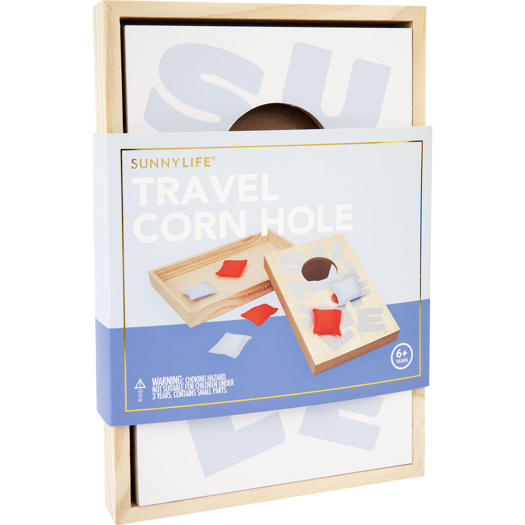 Sunnylife Travel Corn Hole Set