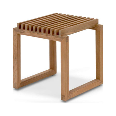 Skagerak Cutter Stool | Wood