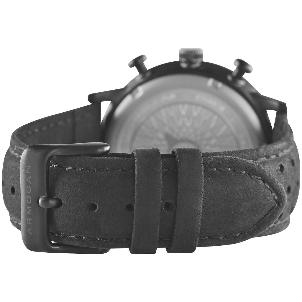 Armogan E.N.B S23 Watch | Midnight Black ENB22N7O2
