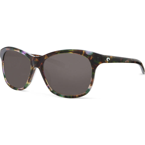 Costa Sarasota Shiny Abalone Sunglasses | Gray 580G