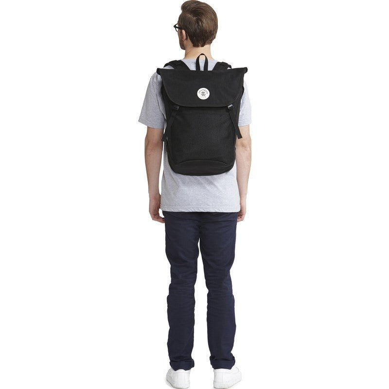 Crumpler Seedy Bar Messenger Backpack | Black SBR001-B00G50