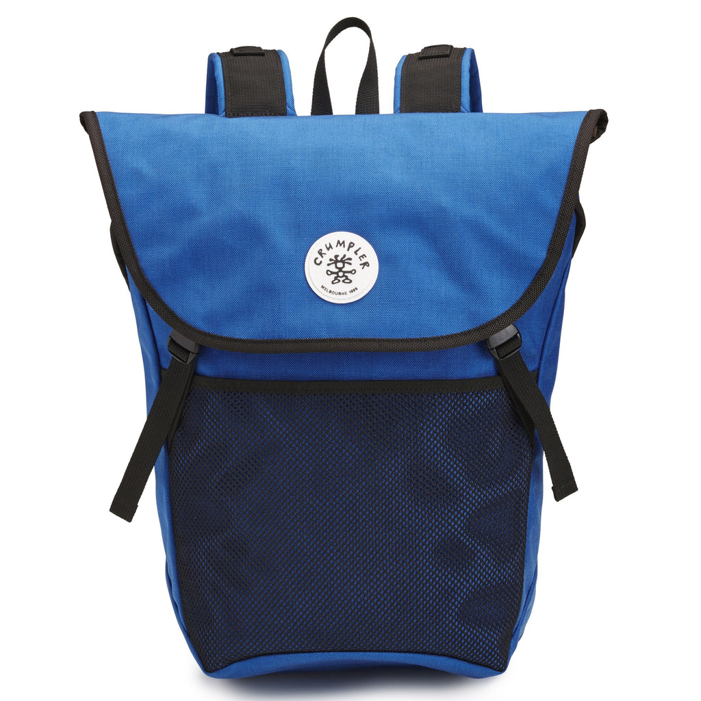 Crumpler Seedy Bar Messenger Backpack | Royal Blue SBR001-U07G50