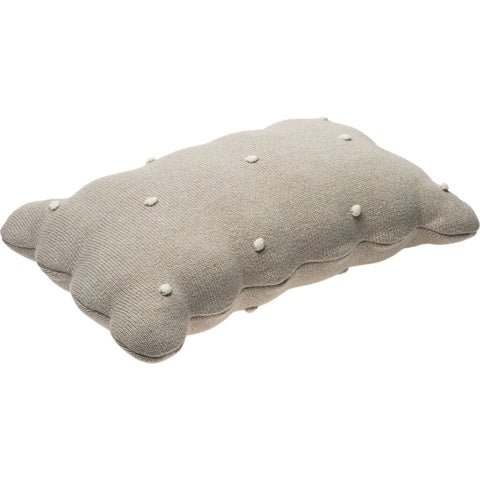 Lorena Canals Knitted Biscuit Cushion