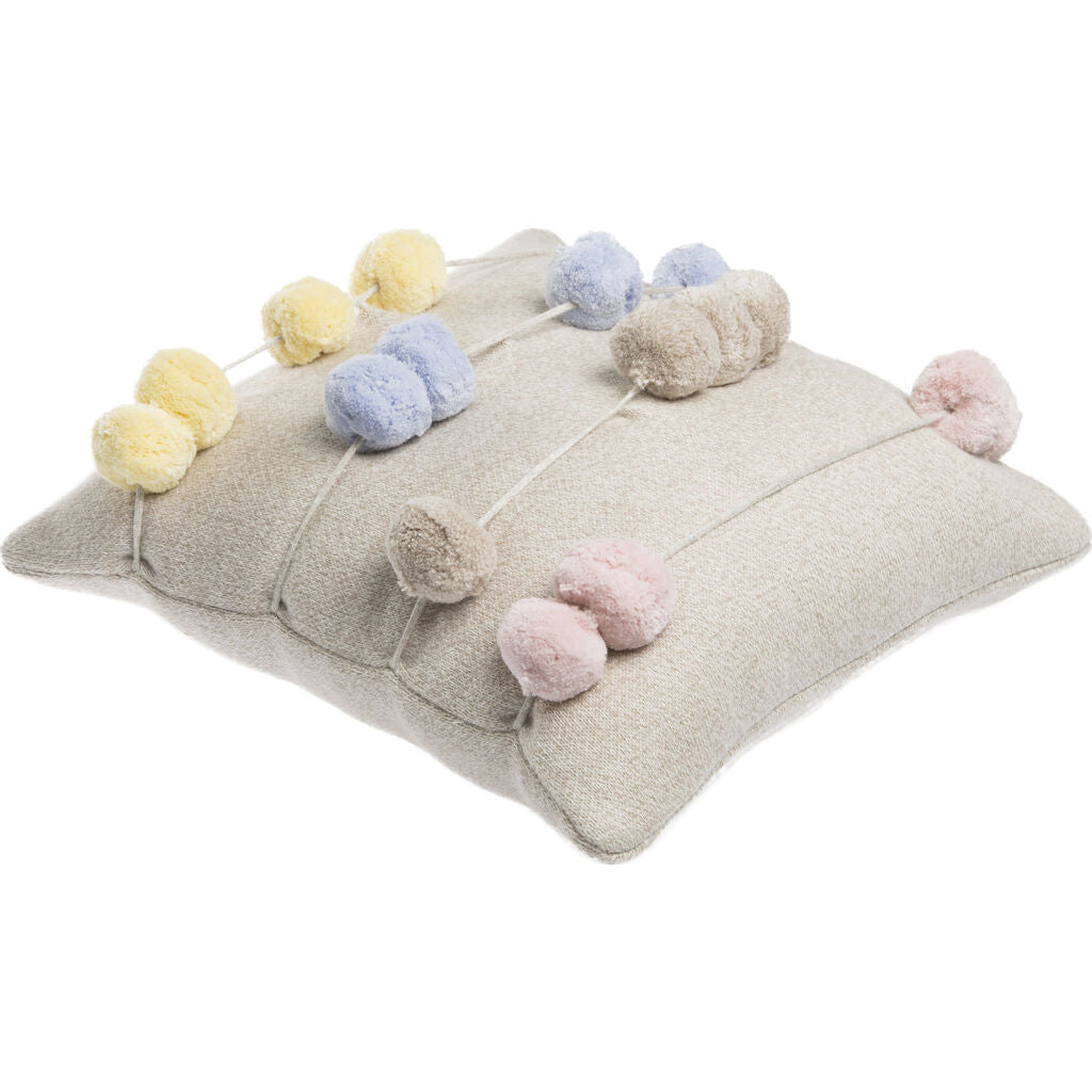 Lorena Canals Knitted Counting Frame Washable Cushion