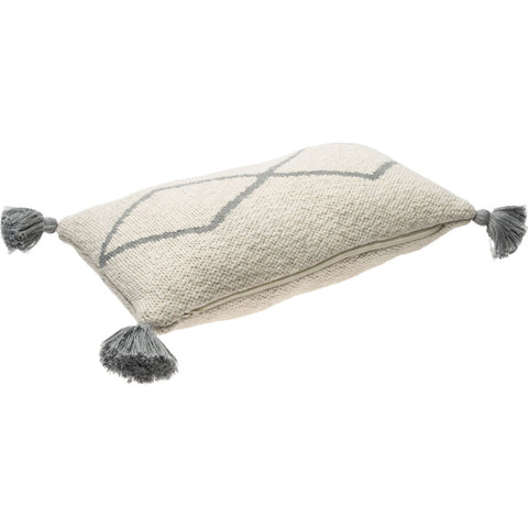Lorena Canals Knitted Little Oasis Nat Cushion