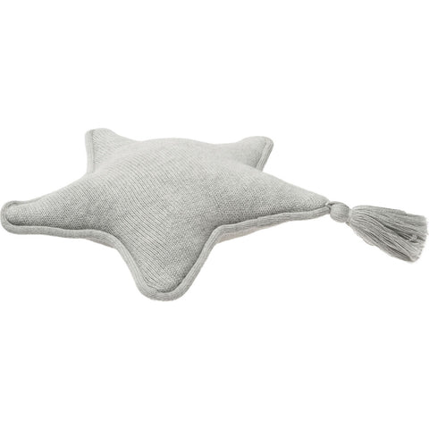 Lorena Canals Knitted Twinkle Star Cushion