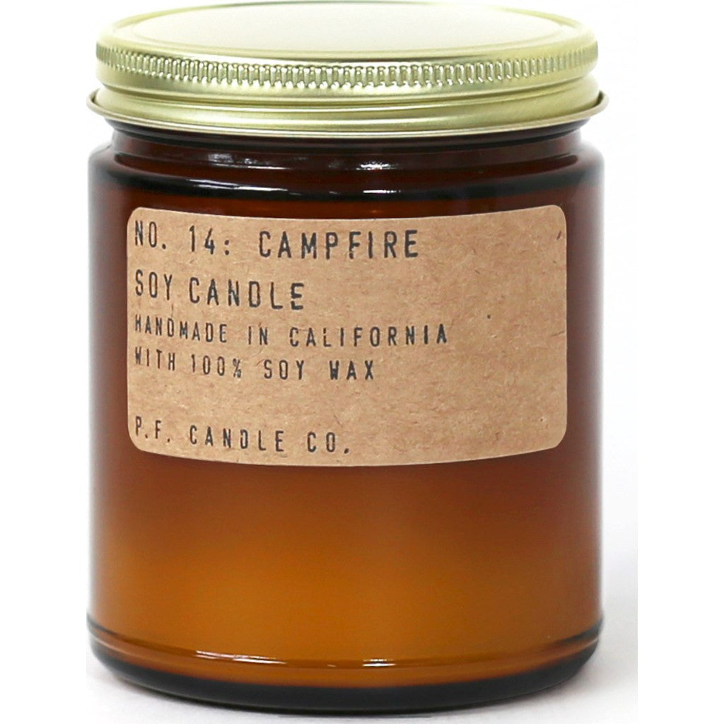 P.F. Candle Co. Standard Candle | Campfire 7.2 oz SC14