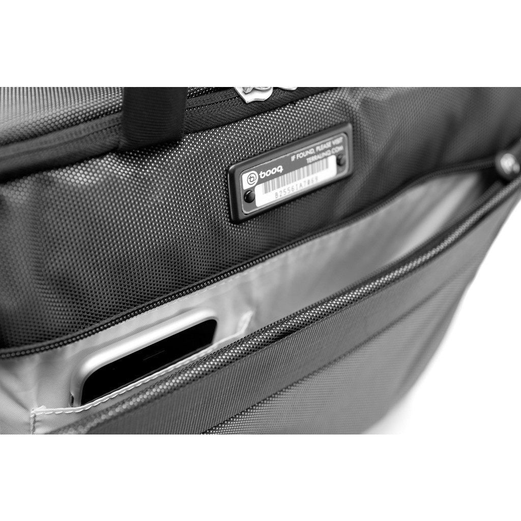 "Booq Saddle 15"" Laptop Travel Brief 