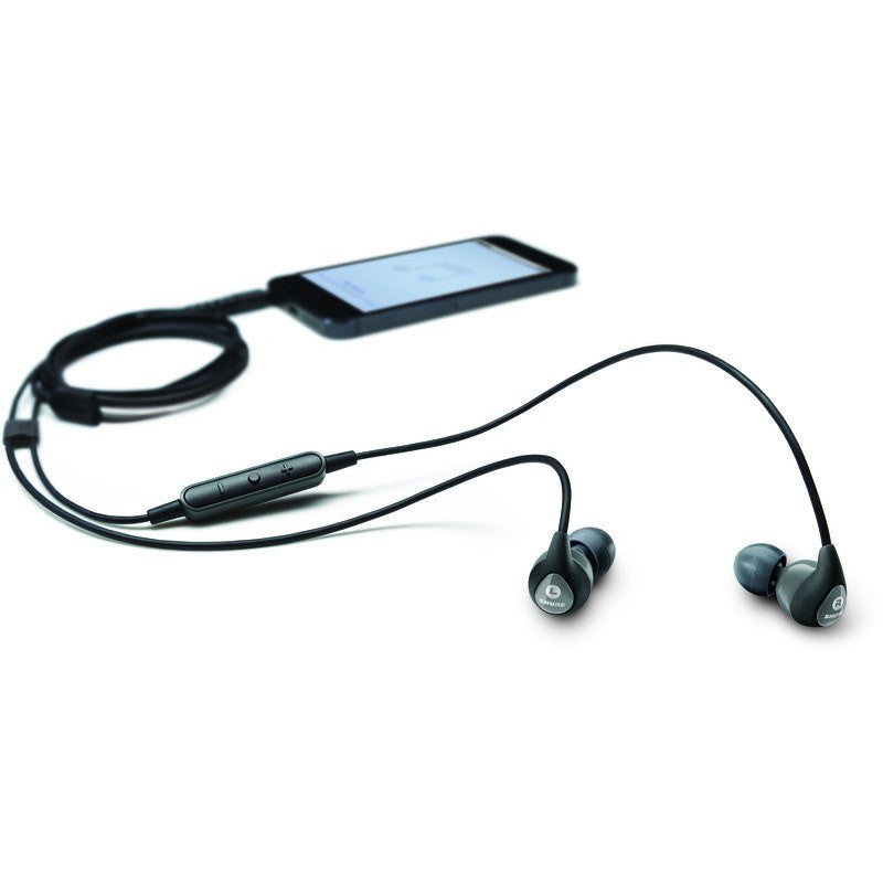 Shure SE112m Sound Isolating Earphones | Grey SE112m-GR