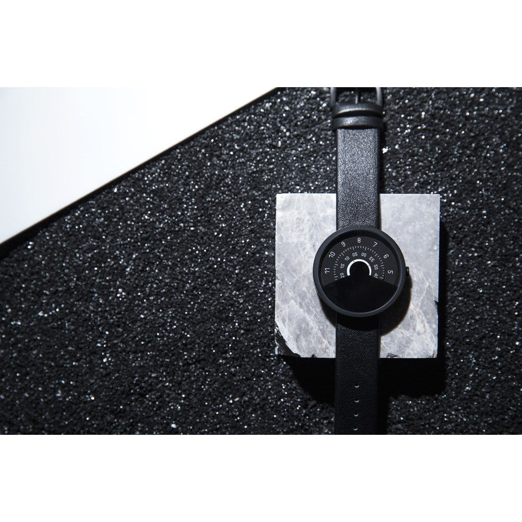 Anicorn Series 000 Automatic Watch | Black/White SERIES000BW