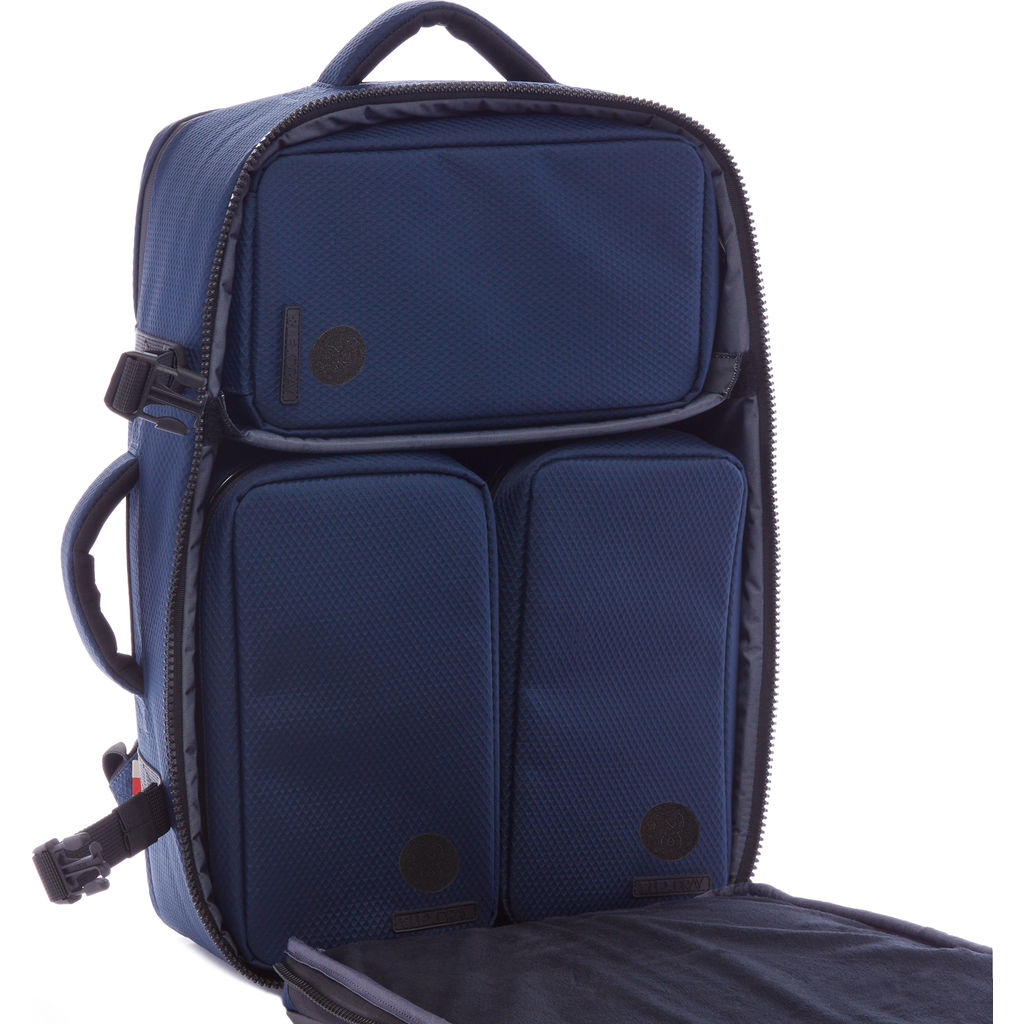 Lexdray San Francisco Camera Backpack | Dark Navy