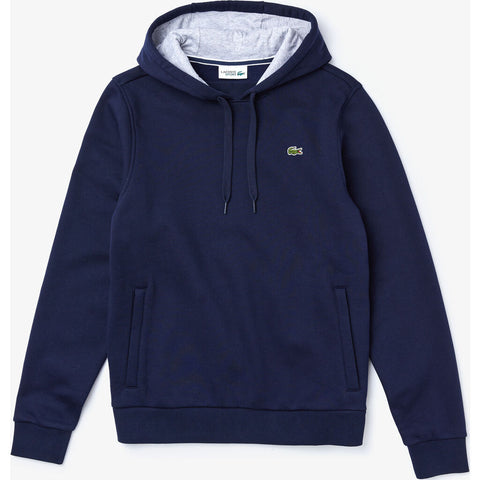 Lacoste Sport Men's Tennis Hooded Fleece Sweatshirt
