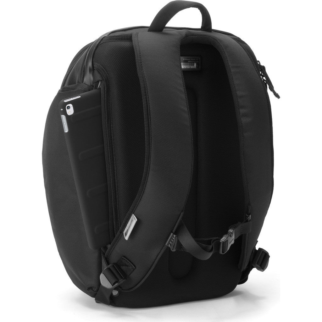 Booq Shock Pro Backpack | Black Nylon SHP-BLKN