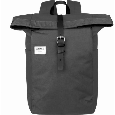 Sandqvist Silas Rolltop Backpack | Grey SQA721