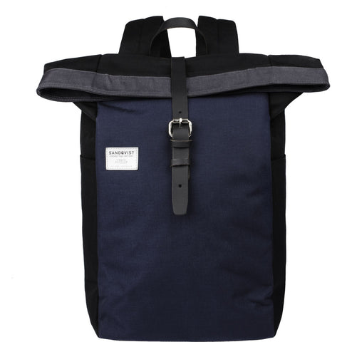 Sandqvist Silas Rolltop Backpack | Multicolor SQA722