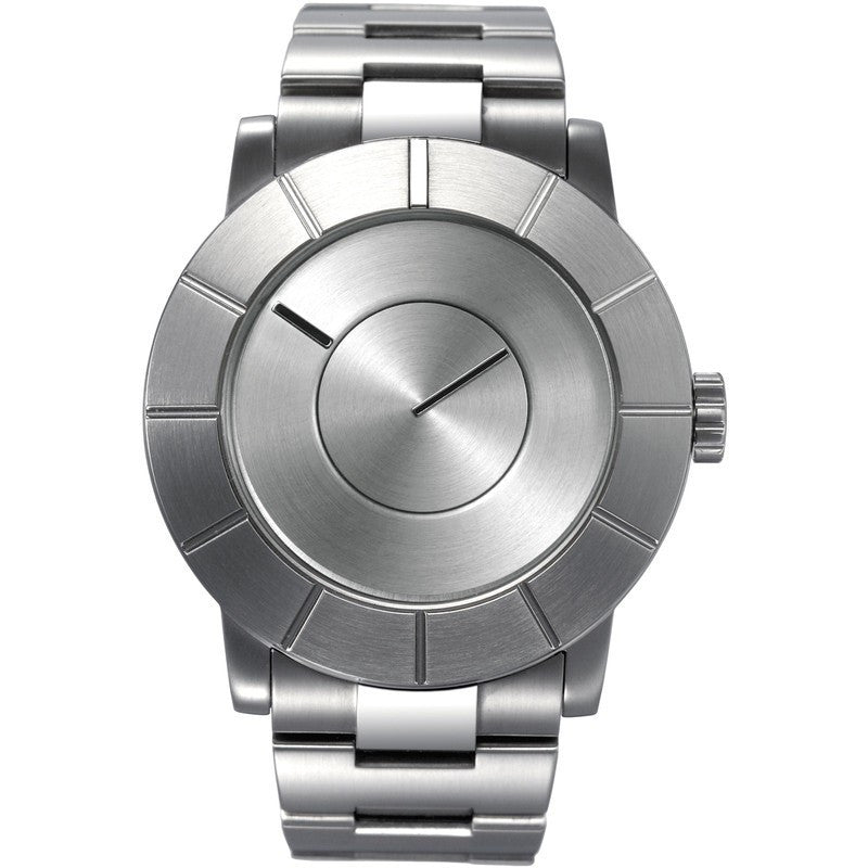 Issey Miyake TO Automatic Men's Silver Watch Steel SILAS001