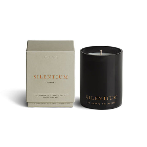 Discovery Collection: Premium Soy Wax Discovery Candle | Silentium