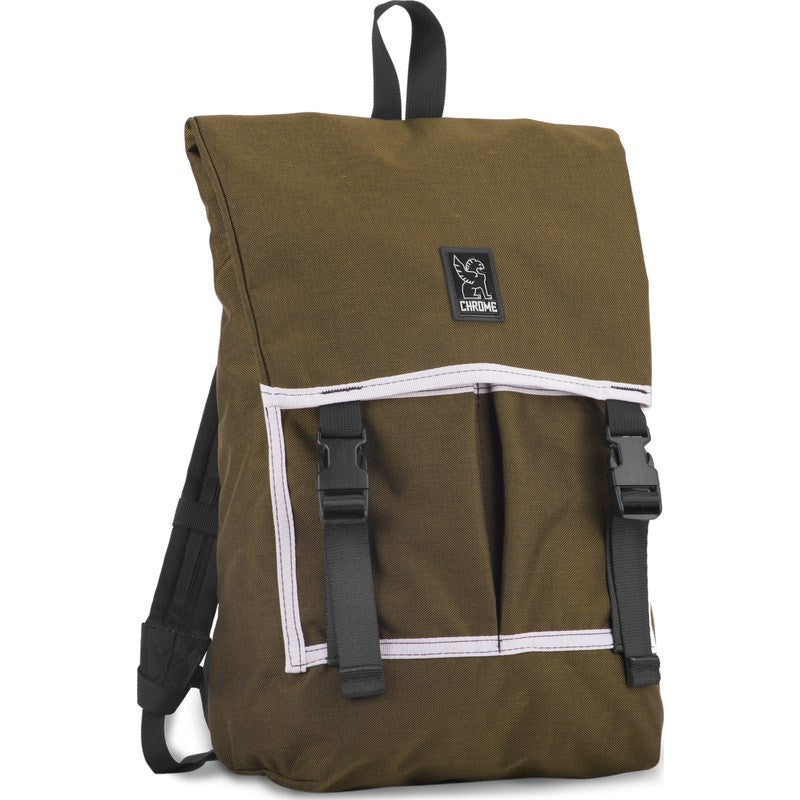 Chrome Skarbek Daypack Ltd Backpack | Fir/Snow