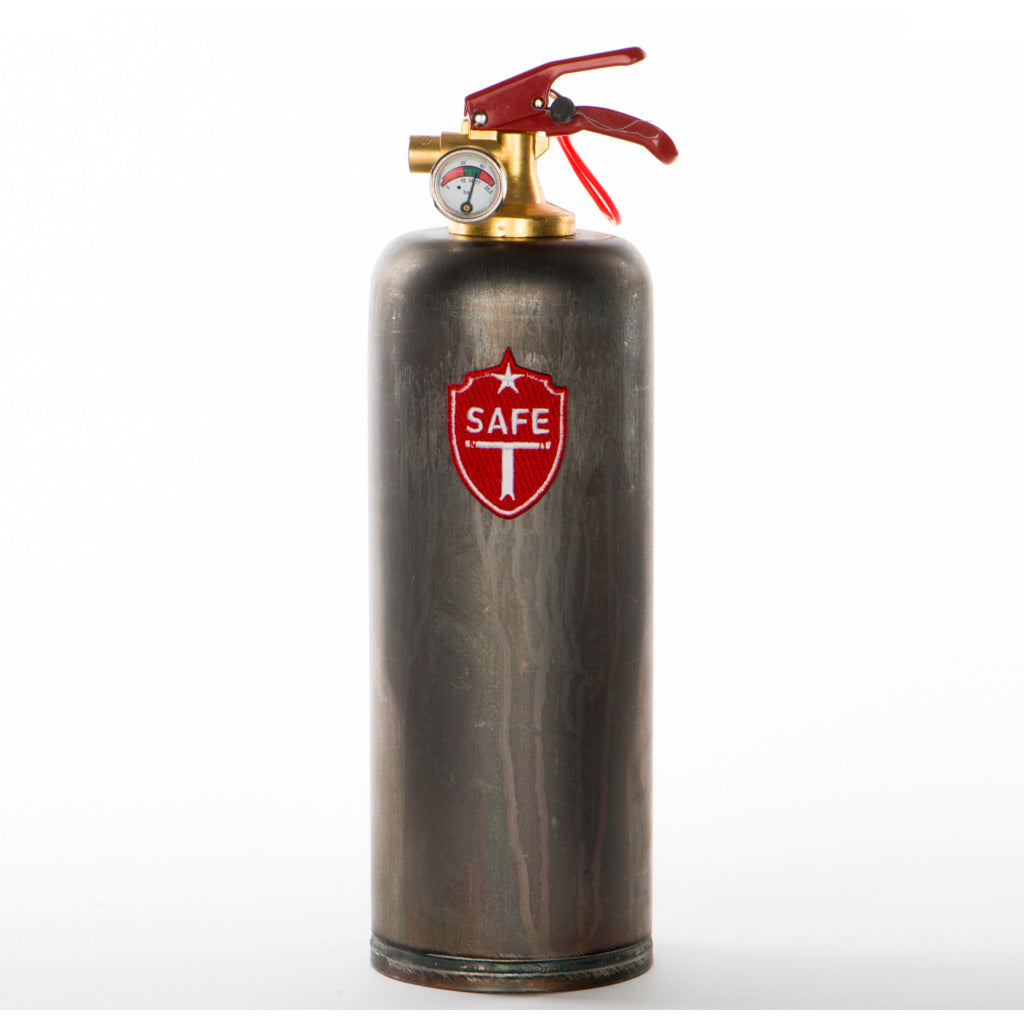 Safe-T Designer Fire Extinguisher | Industrial -Raw SL1500