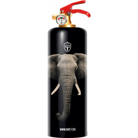 Safe-T Designer Fire Extinguisher | Animals -Goldfish SL1517