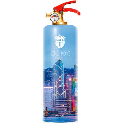 Safe-T Designer Fire Extinguisher | City -New York SL1730