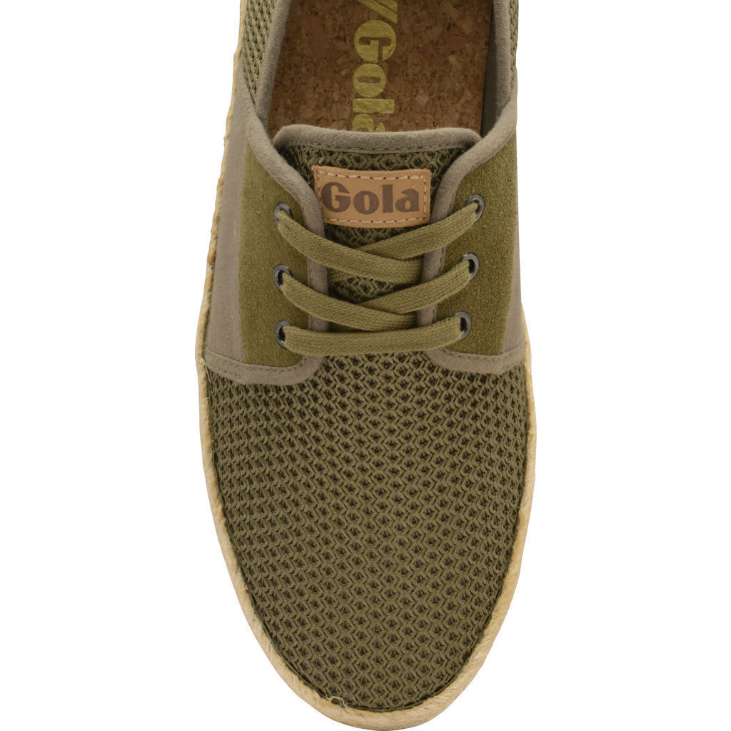 Gola Men's Slipway Sneakers | Khaki