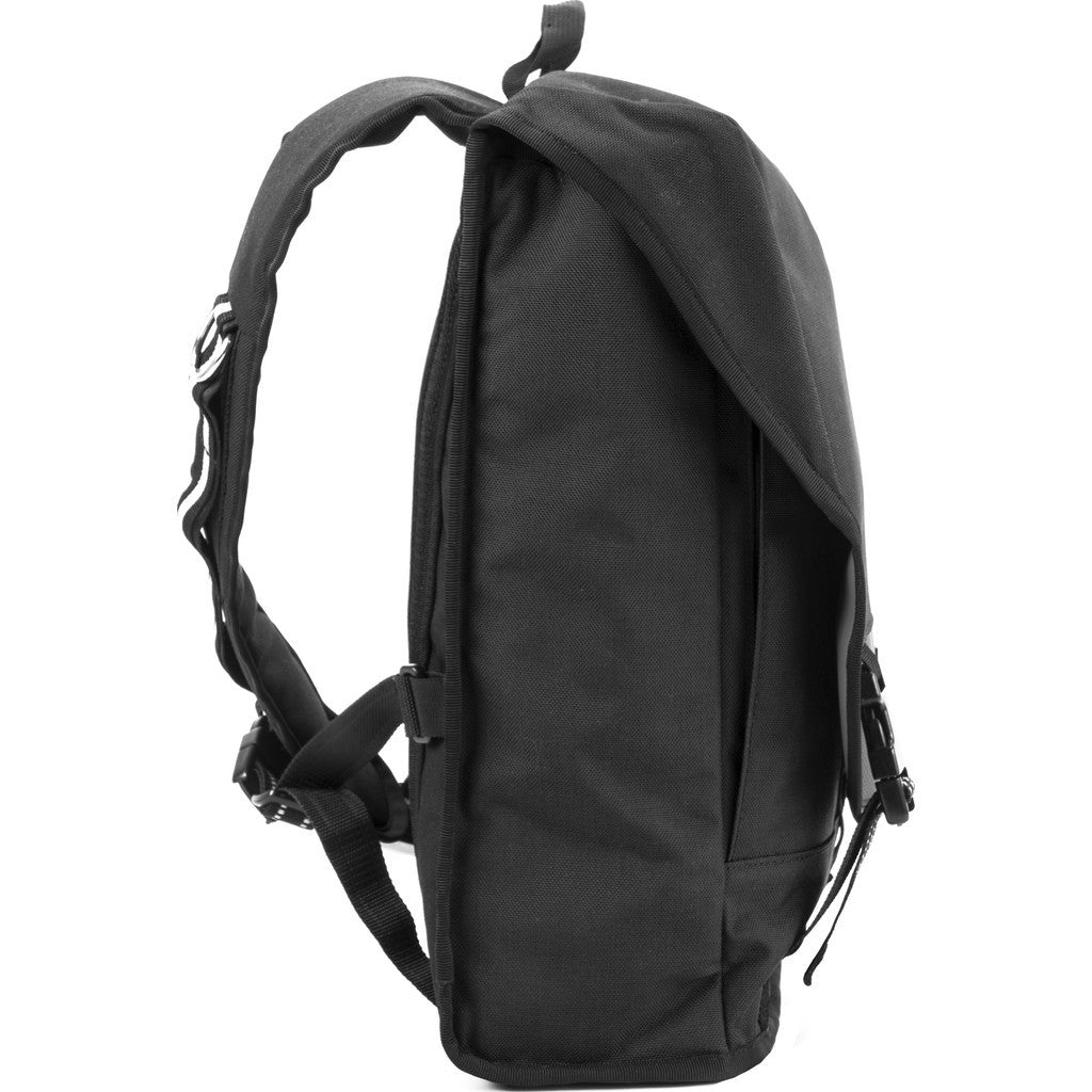 Chrome Soma 2.0 Laptop Messenger Bag | Black/Black BG-208-BKBK