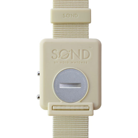 VOID SOND Watch | Beige SOND-BEIGE