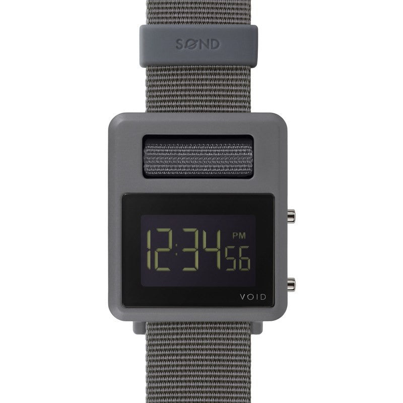 VOID SOND Watch | Grey SOND-GREY